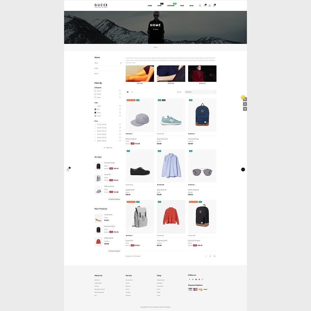 theme - Mode & Schuhe - Gucci Fashion Store - 2