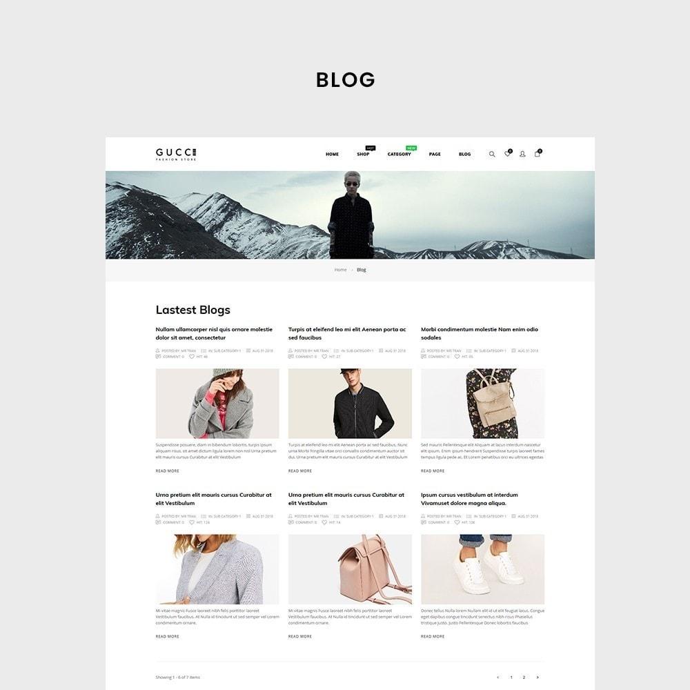 theme - Mode & Schuhe - Gucci Fashion Store - 11