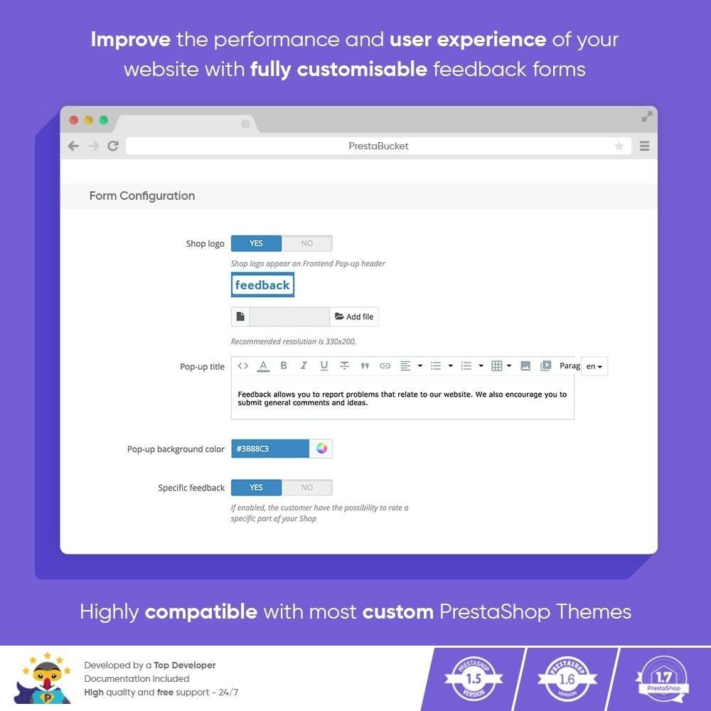 module - Customer Reviews - Advanced Customer FEEDBACK Collect Vital Information - 4