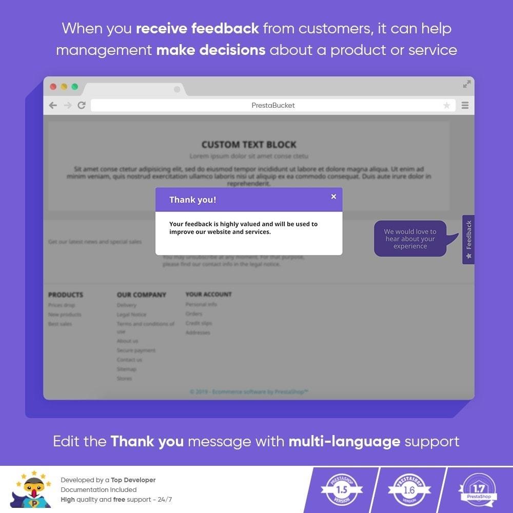 module - Customer Reviews - Advanced Customer FEEDBACK Collect Vital Information - 10