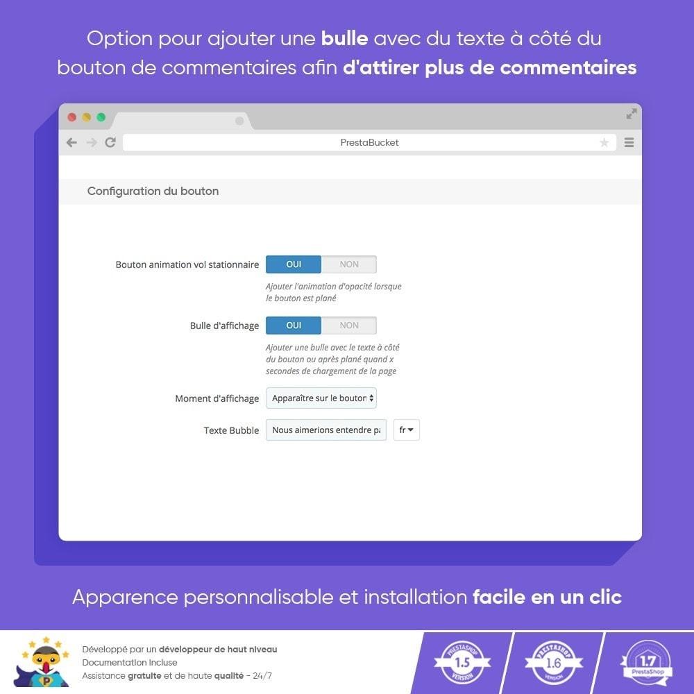 module - Avis clients - Customer FEEDBACK - Recueillir des Informations Vitales - 3