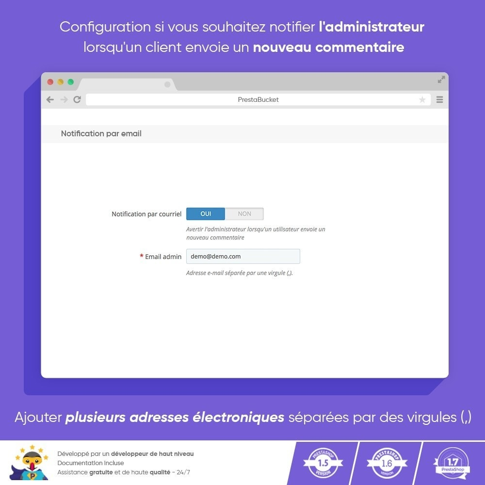 module - Avis clients - Customer FEEDBACK - Recueillir des Informations Vitales - 8