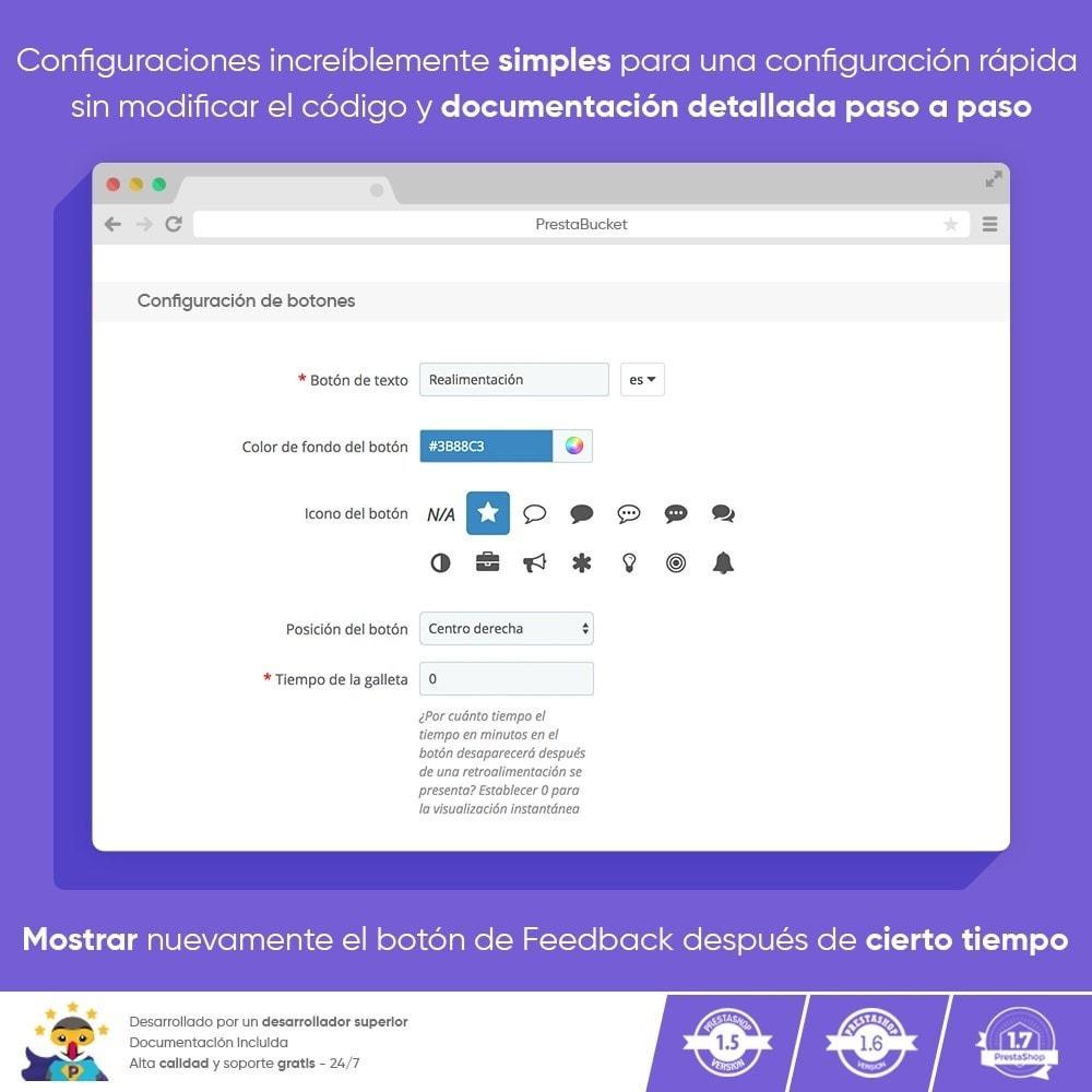 module - Comentarios de clientes - COMENTARIOS del Cliente Recopilar Información Vital - 2