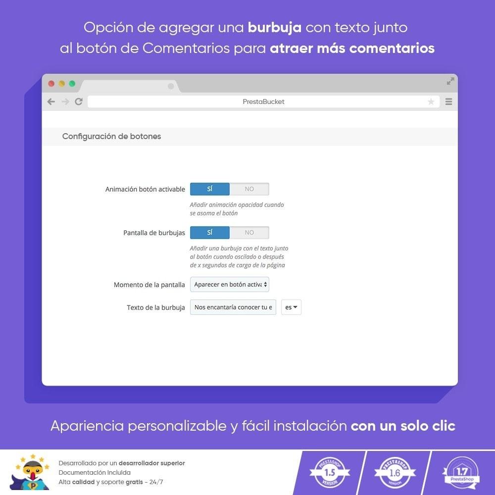 module - Comentarios de clientes - COMENTARIOS del Cliente Recopilar Información Vital - 3