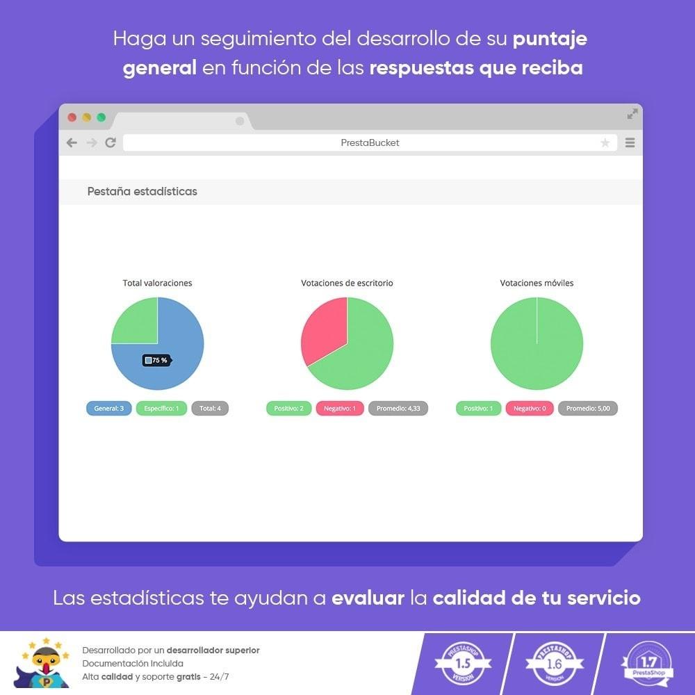 module - Comentarios de clientes - COMENTARIOS del Cliente Recopilar Información Vital - 7