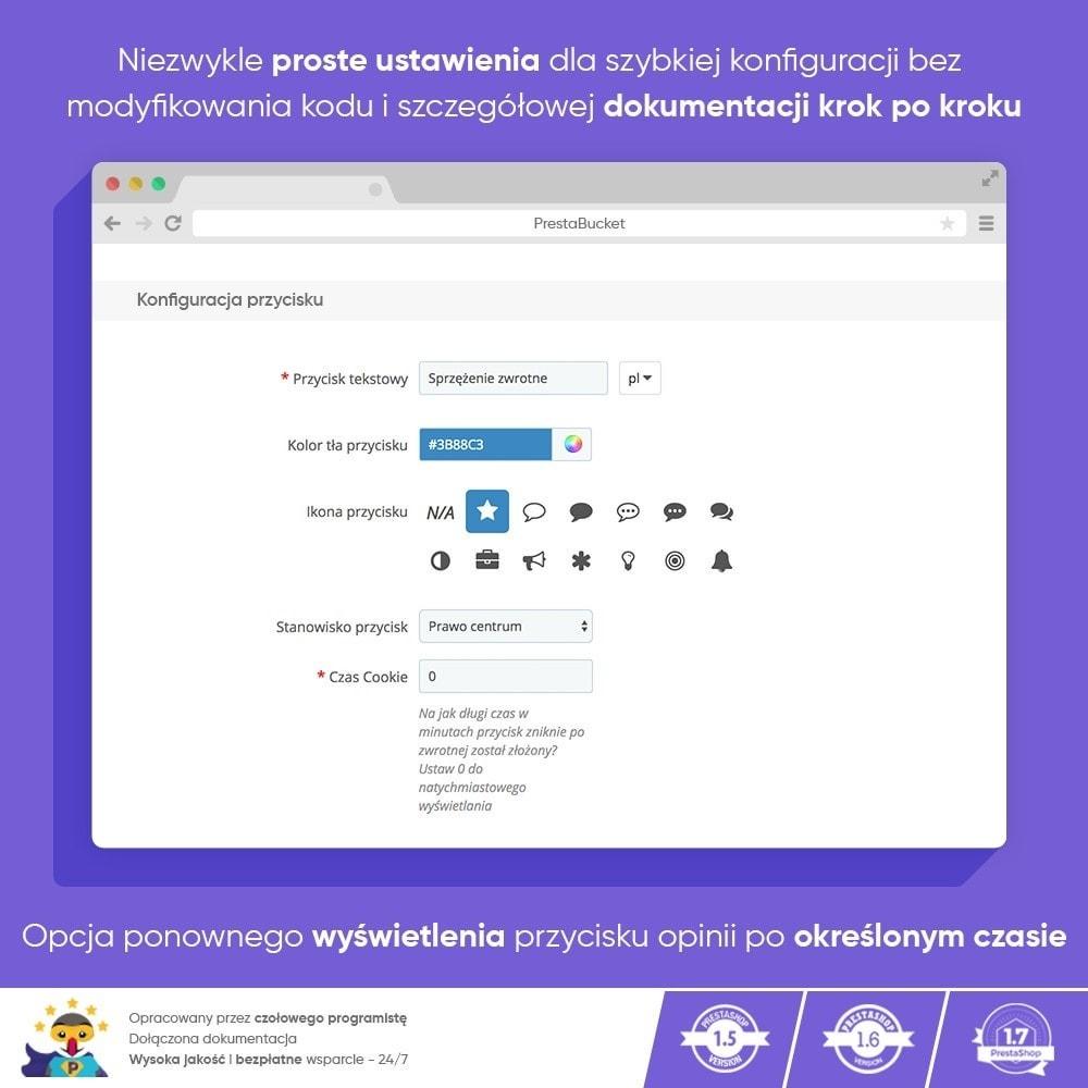 module - Opinie klientów - Klient INFORMACJE ZWROTNE Zbieraj Istotne Informacje - 2
