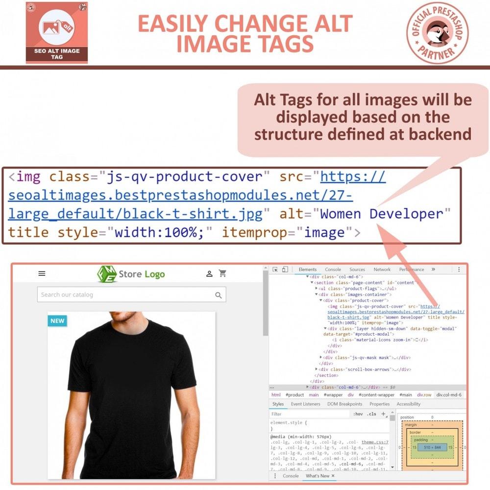 module - SEO - SEO Alt Image Tags (Automatic) - 2