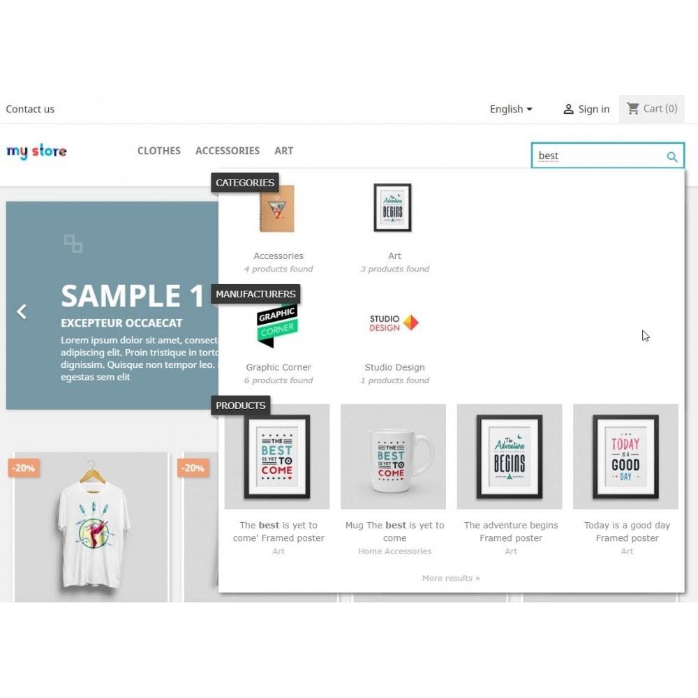 module - Ricerche & Filtri - JoliSearch : advanced visual search - 4