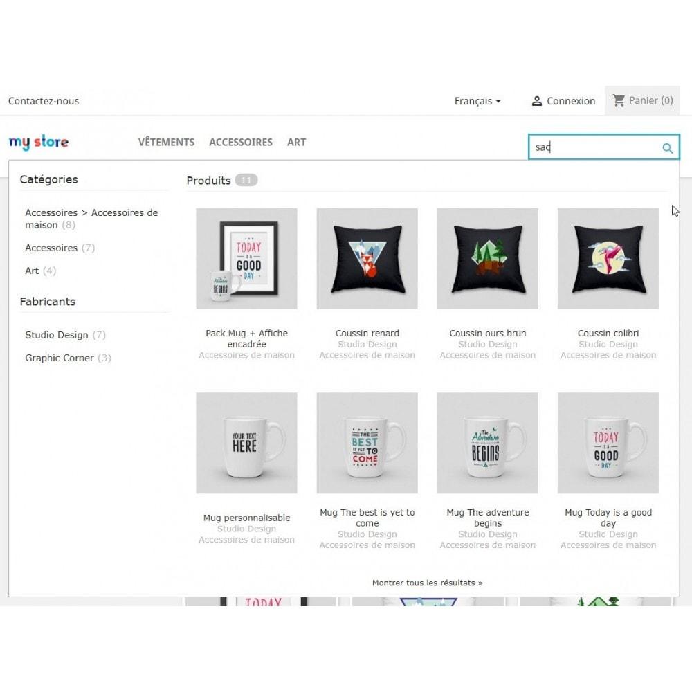 module - Recherche & Filtres - JoliSearch : recherche visuelle avancée - 1