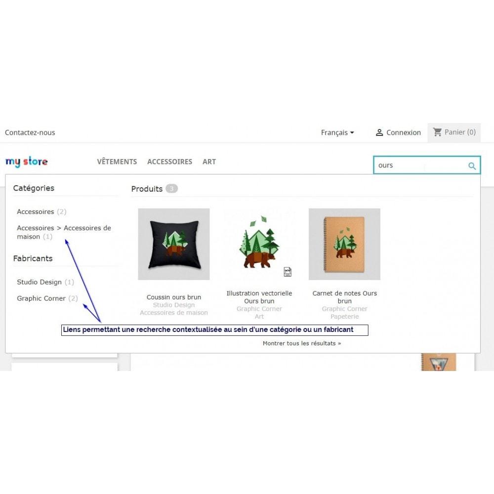 module - Recherche & Filtres - JoliSearch : recherche visuelle avancée - 2