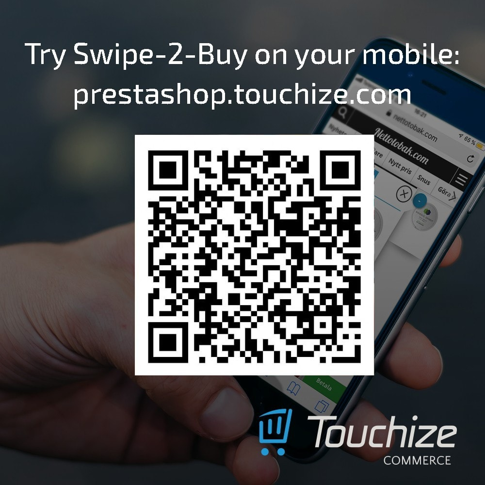 module - Mobile - Touchize Commerce - 2