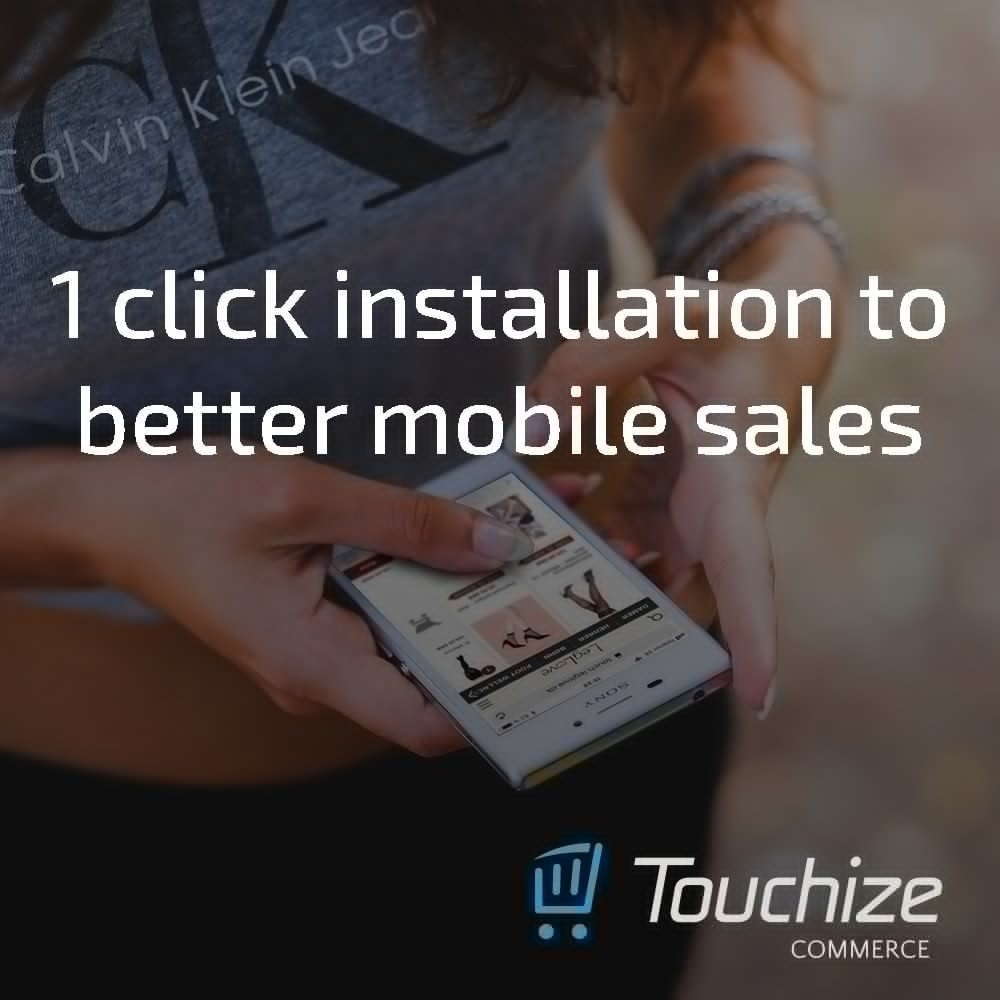 module - Мобильный телефон - Touchize Commerce - 4