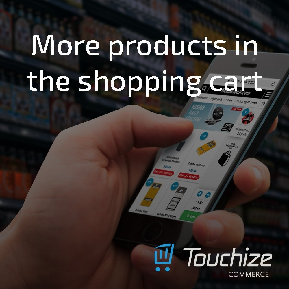 module - Mobile - Touchize Commerce - 5