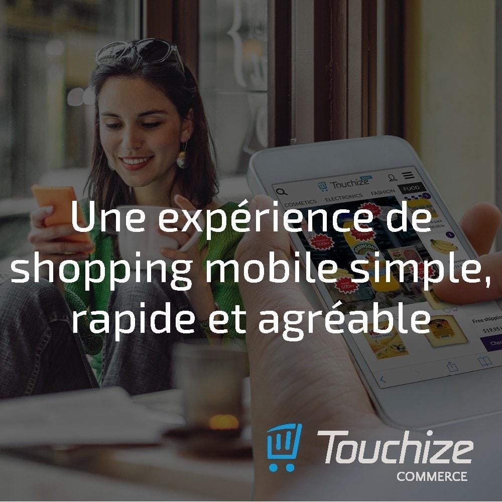 module - Mobile - Touchize Commerce - 3