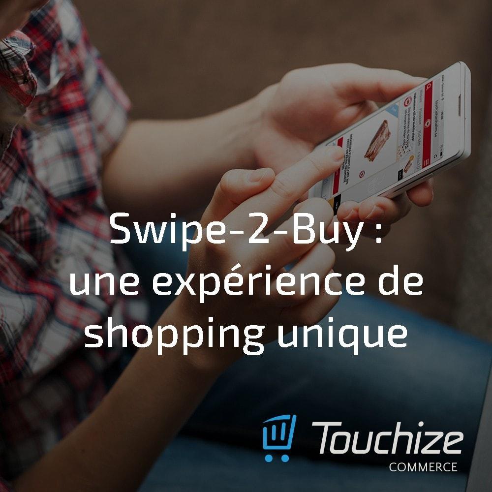 module - Mobile - Touchize Commerce - 6
