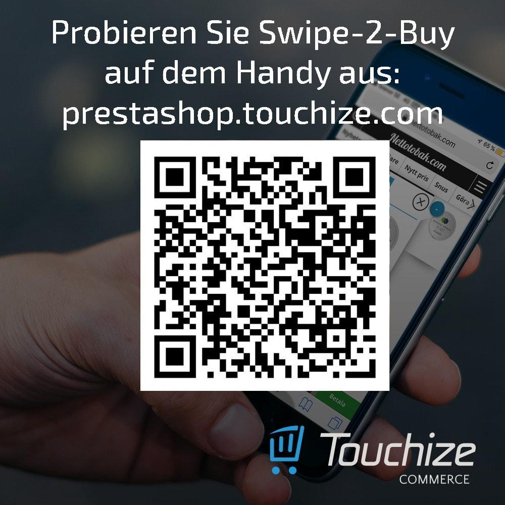 module - Mobile Endgeräte - Touchize Commerce - 1
