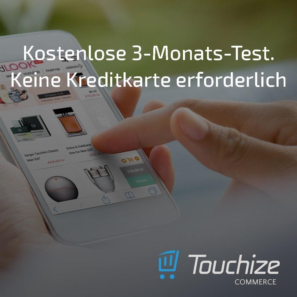 module - Mobile Endgeräte - Touchize Commerce - 2