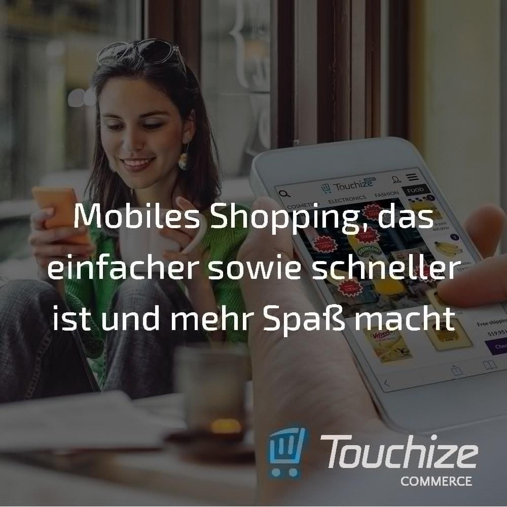 module - Mobile Endgeräte - Touchize Commerce - 3