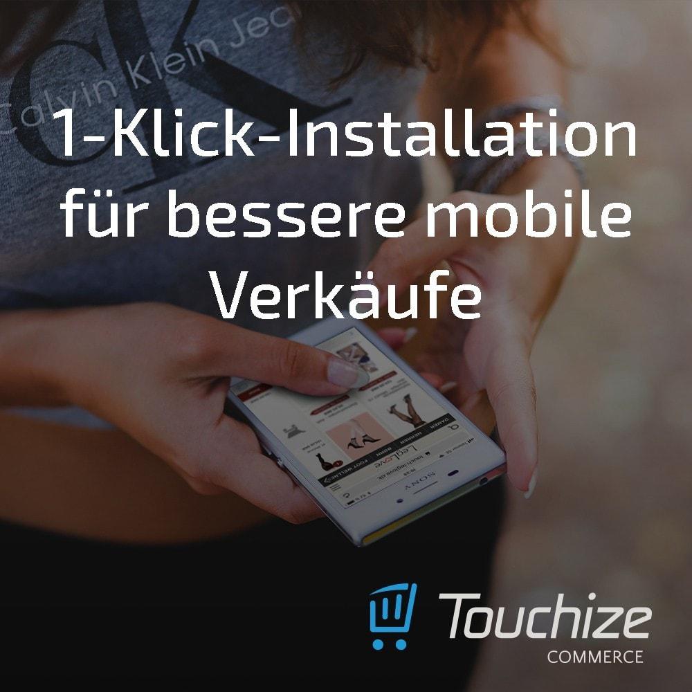 module - Mobile Endgeräte - Touchize Commerce - 4