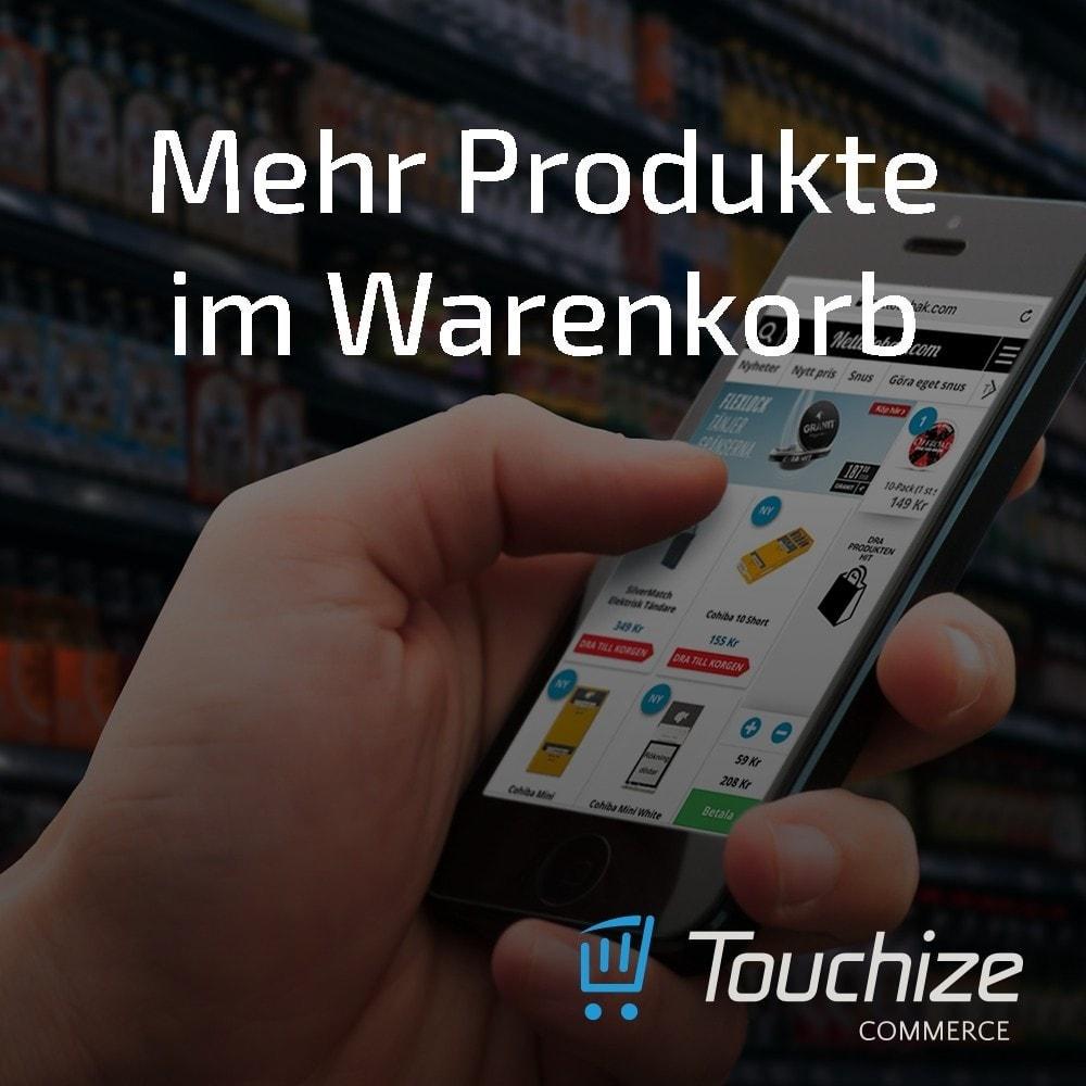 module - Mobile Endgeräte - Touchize Commerce - 5