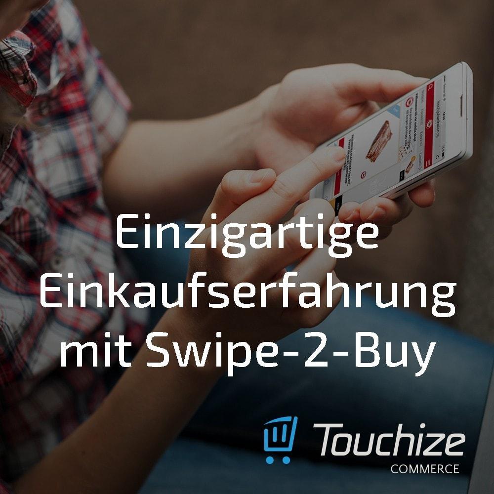 module - Mobile Endgeräte - Touchize Commerce - 6
