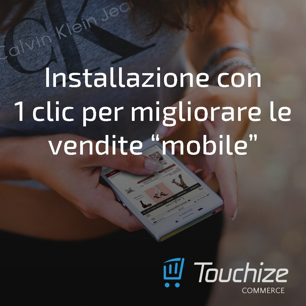 module - Dispositivi mobili - Touchize Commerce - 4