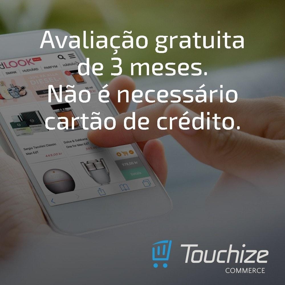 module - Dispositivos-móveis - Touchize Commerce - 2