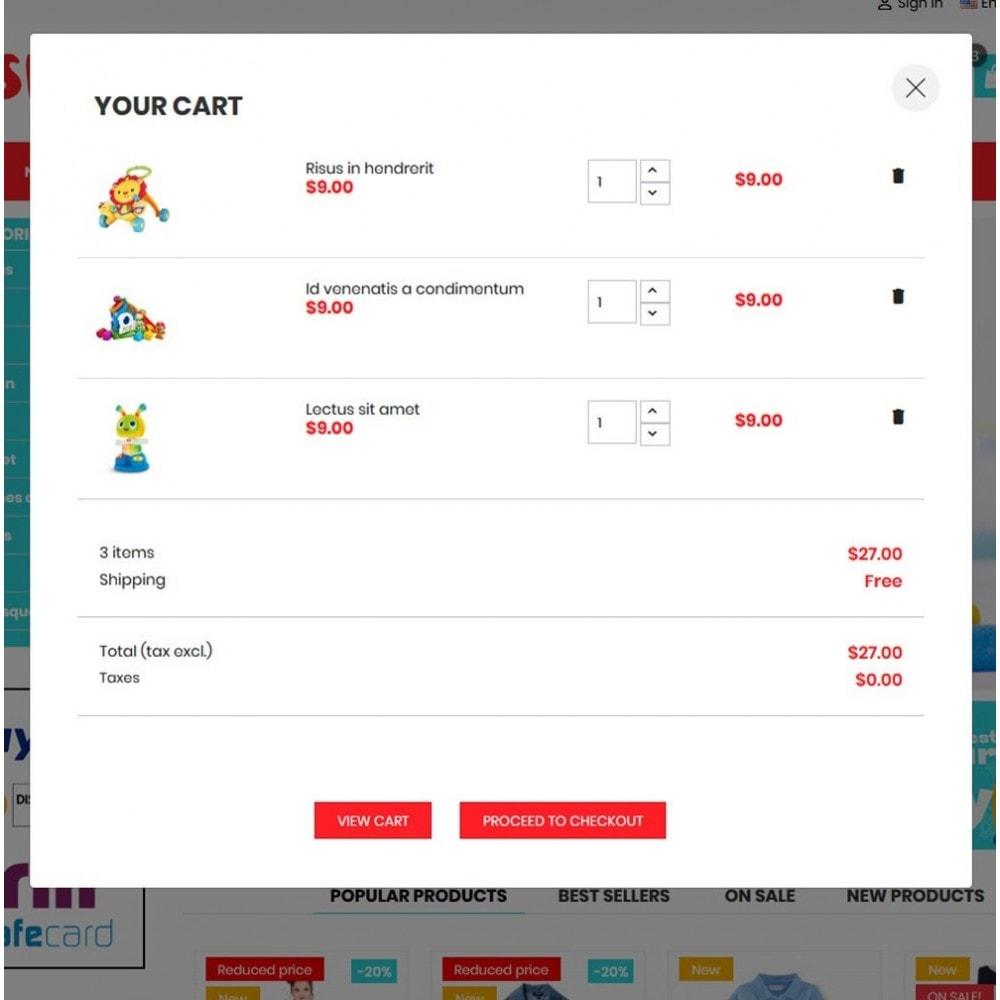 theme - Enfants & Jouets - New Kids shop, Toy, play, cloths Multicolor store - 5