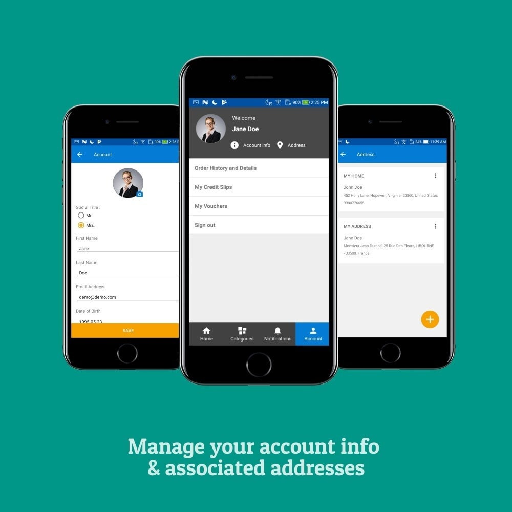 module - Mobile - Android/IOS Mobile App Builder - 8