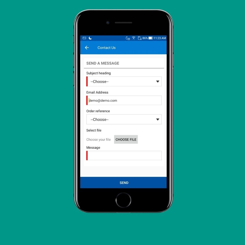module - Mobile - Android/IOS Mobile App Builder - 10