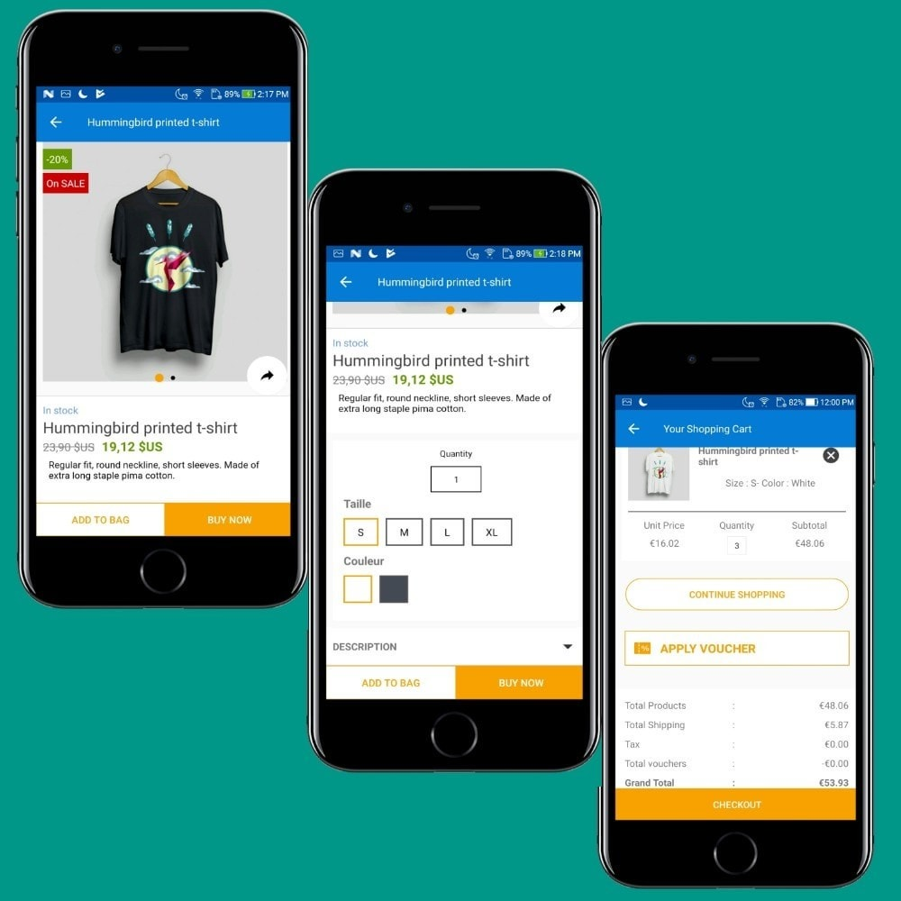 module - Mobile - Android/IOS Mobile App Builder - 12