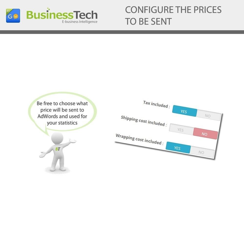module - Analytics & Statistics - Google Ads (Google AdWords) Conversion Tracking Pro - 5