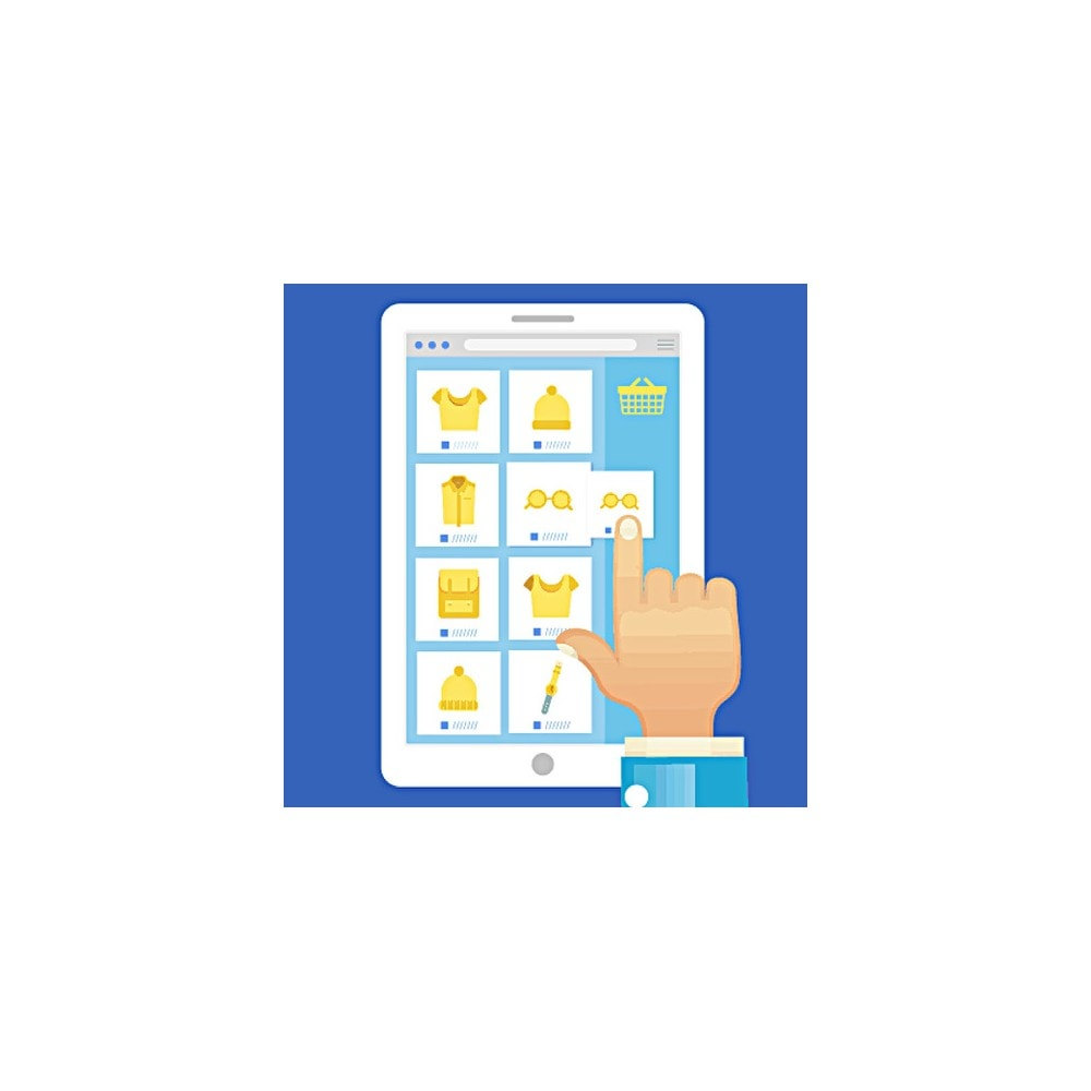 module - Мобильный телефон - Touchize Commerce - 1
