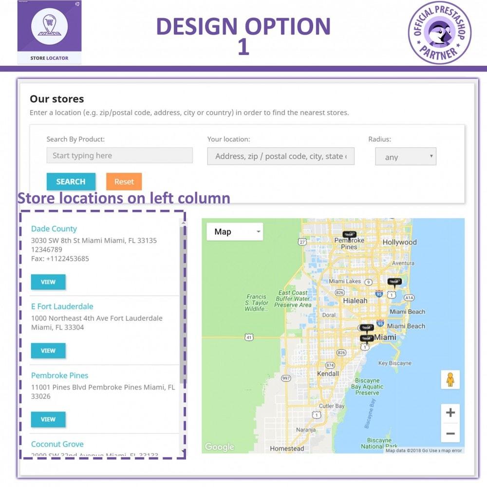 module - Internacional & Localização - Google Maps Store Locator and Google Maps Store Pickup - 4