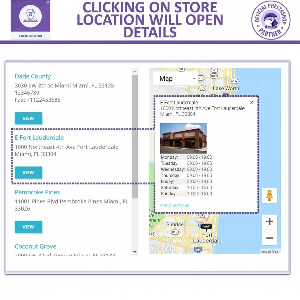 module - Internacional & Localização - Google Maps Store Locator and Google Maps Store Pickup - 6
