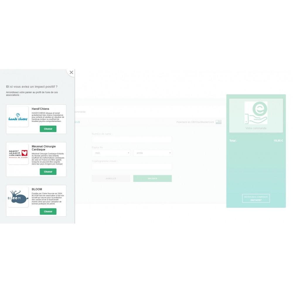 module - Paiement par Carte ou Wallet - PayGreen - La Solution De Paiement Green - 3