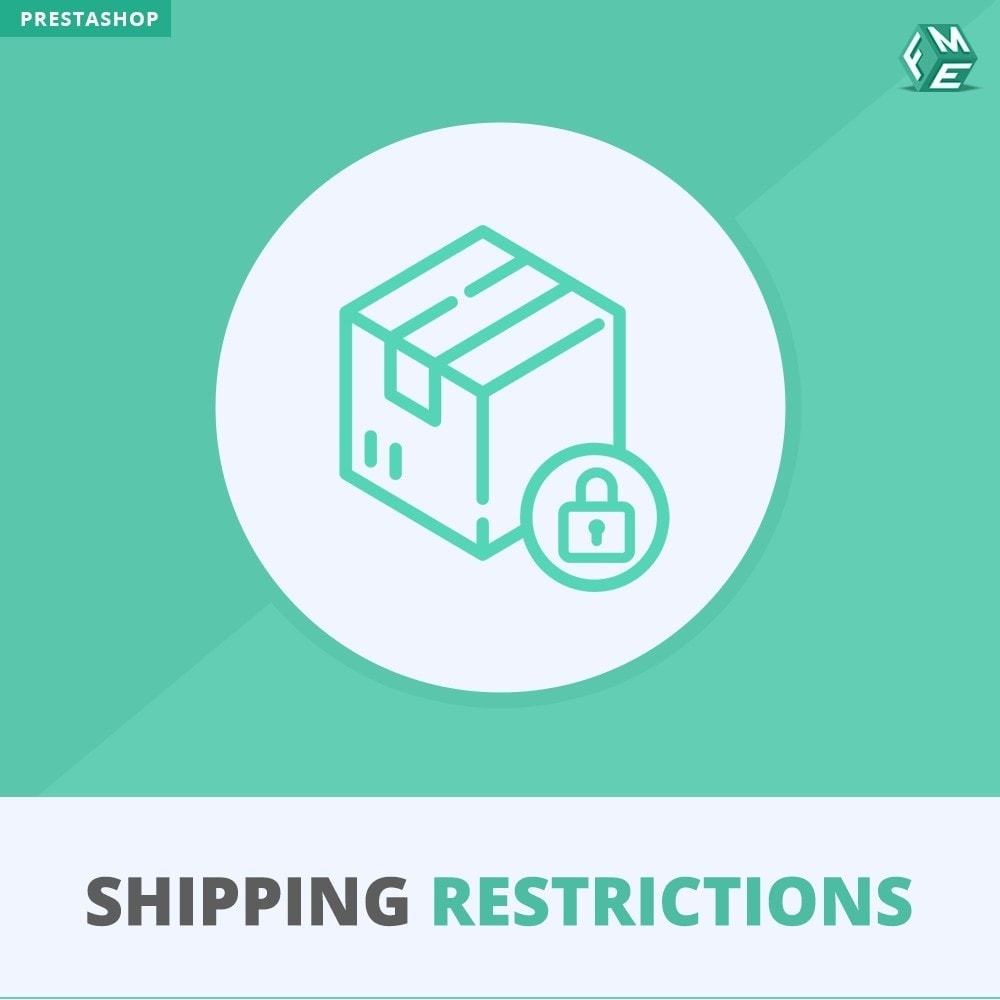 module - Shipping & Logistics - Restrict Shipping Methods - 1