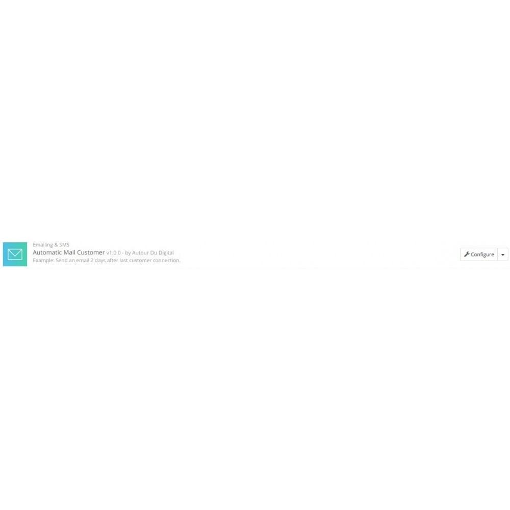 module - электронные письма и уведомления - Automatic send mail customer - 3