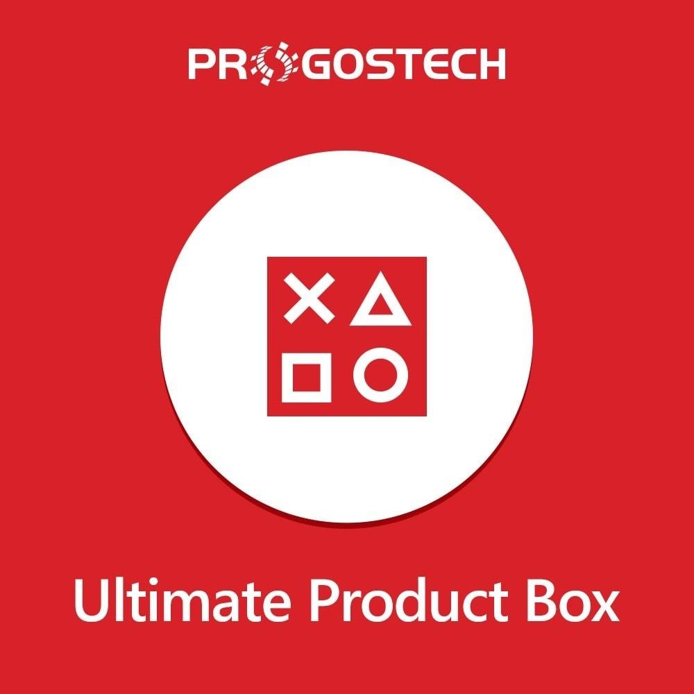 module - Перекрестные продажи и Создание комплектов - Ultimate Product Bundle - Mix and Match - 1