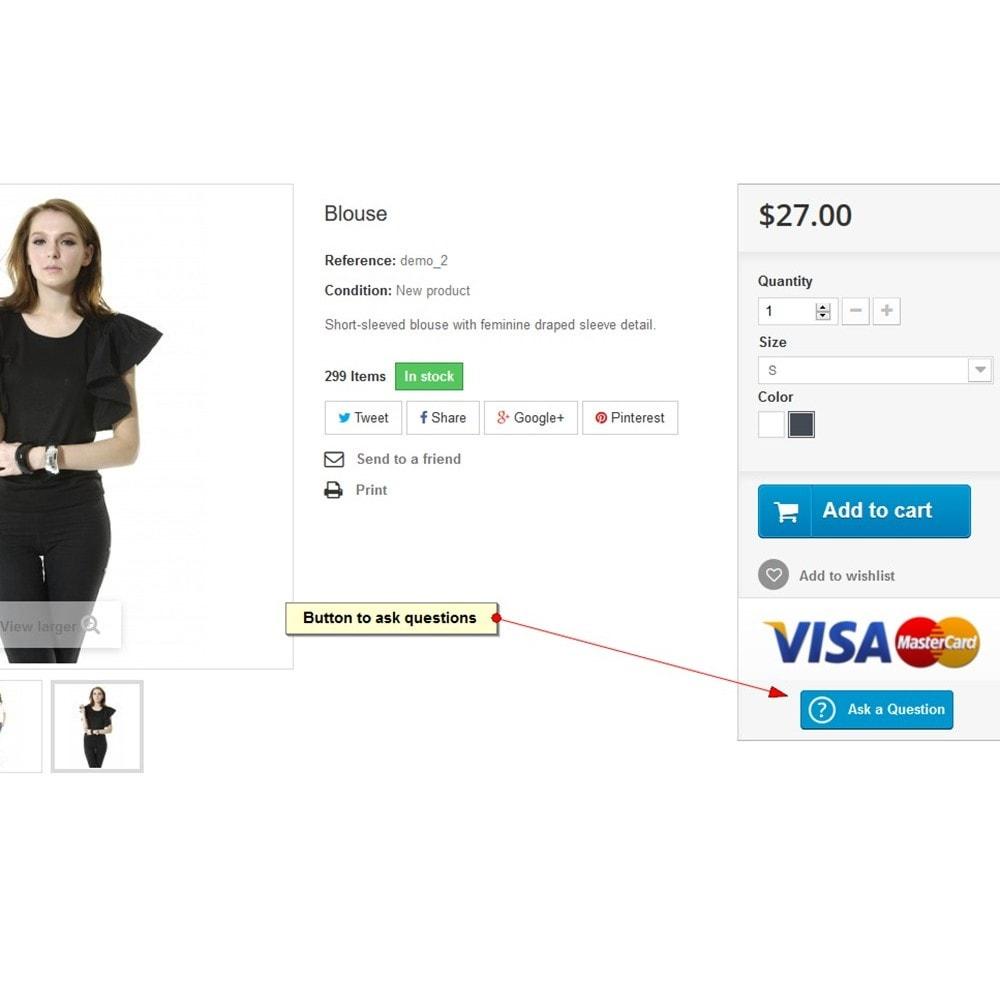 module - Formulário de contato & Pesquisas - Consulta do produto, cotação do produto - 8