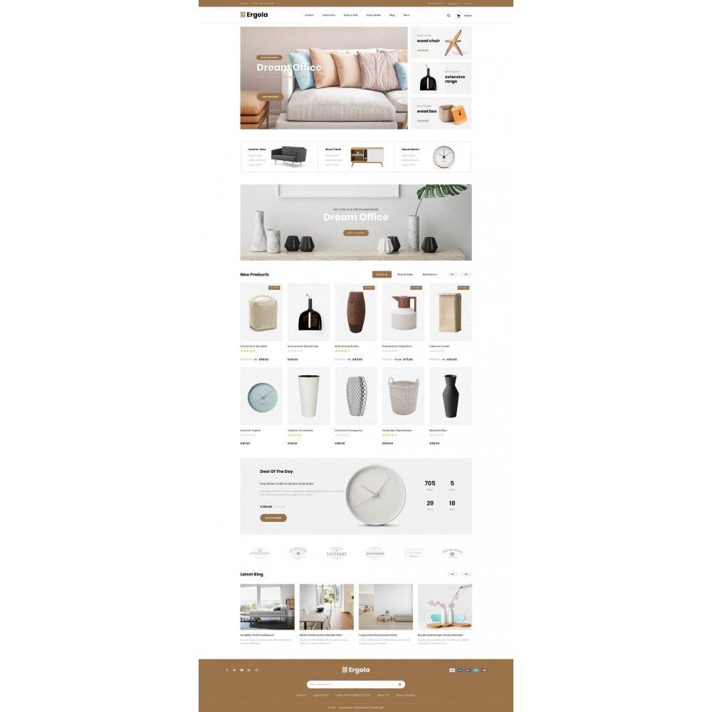 theme - Home & Garden - Ergola - Online Furniture Store - 2
