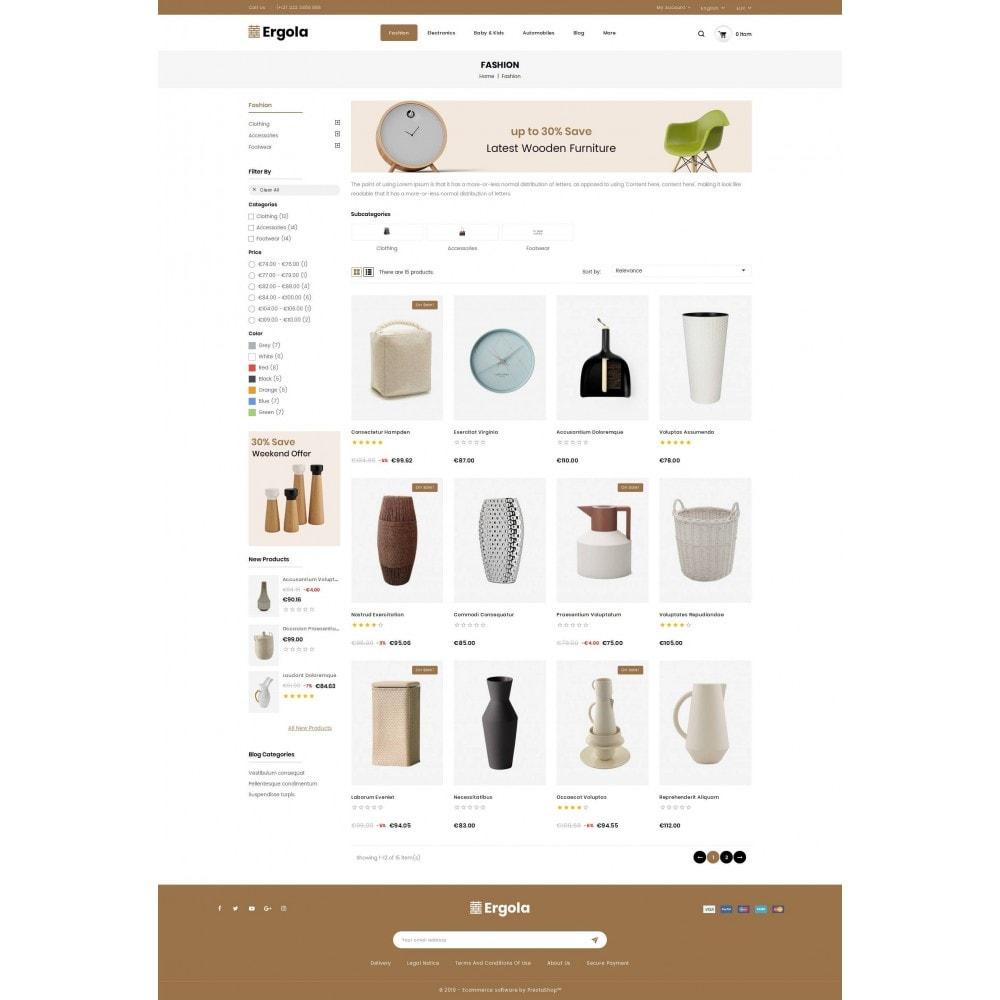 theme - Home & Garden - Ergola - Online Furniture Store - 3