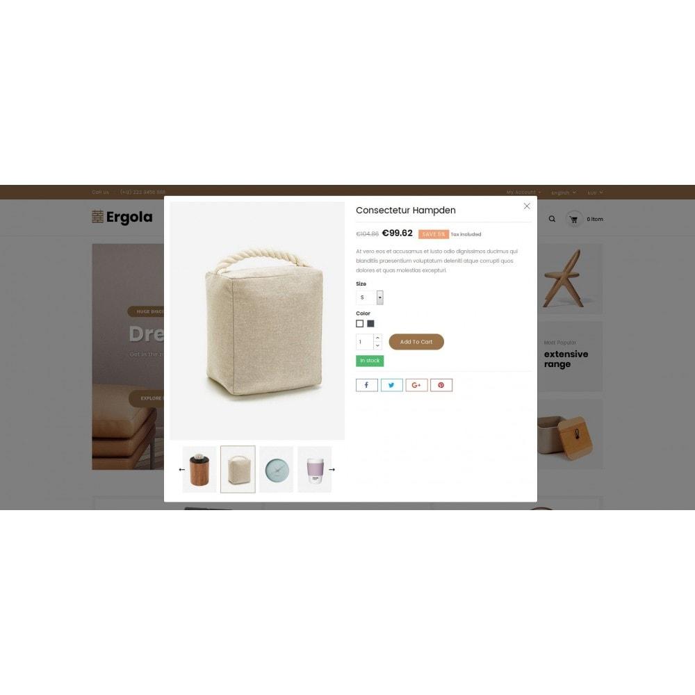 theme - Home & Garden - Ergola - Online Furniture Store - 6