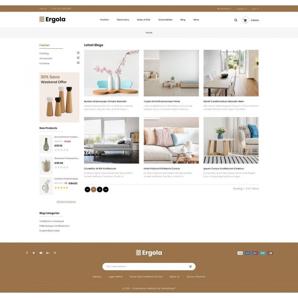 theme - Home & Garden - Ergola - Online Furniture Store - 9