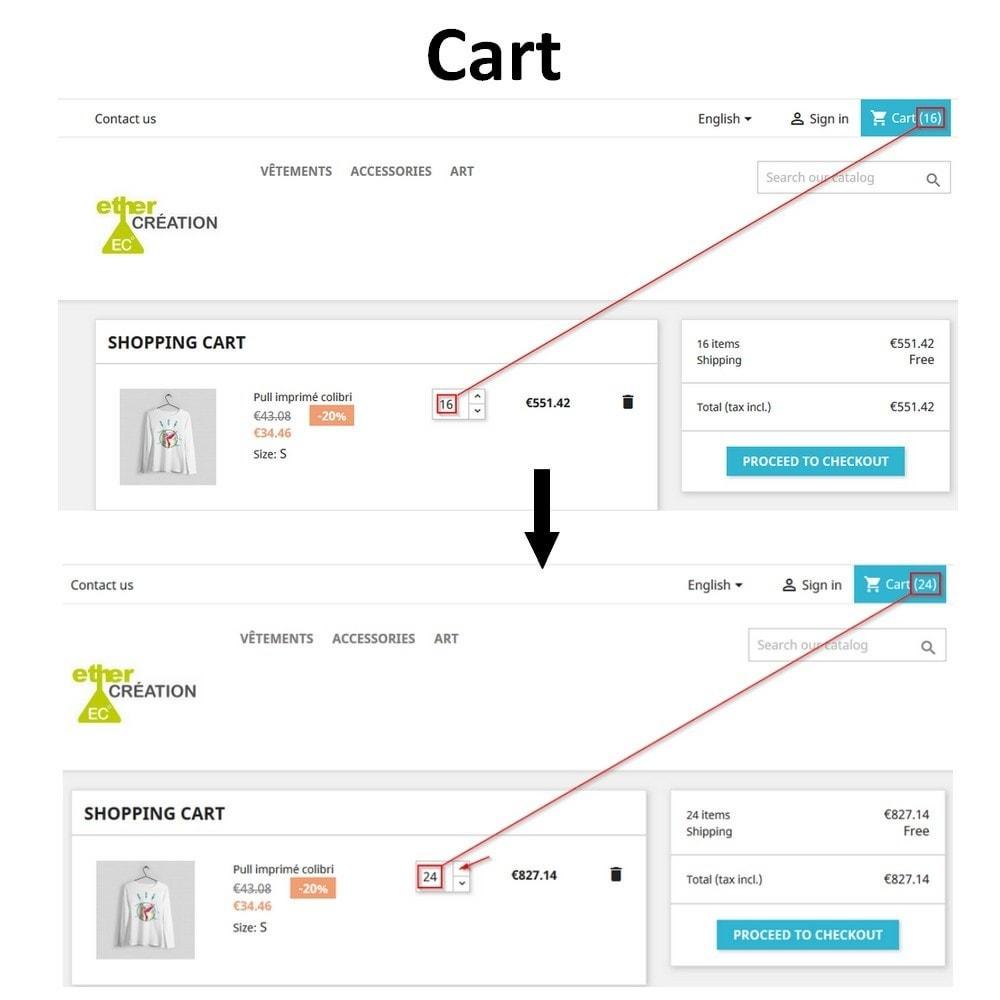 module - Deklinacje & Personalizacja produktów - Multiple quantity depending on the minimum quantity - 3