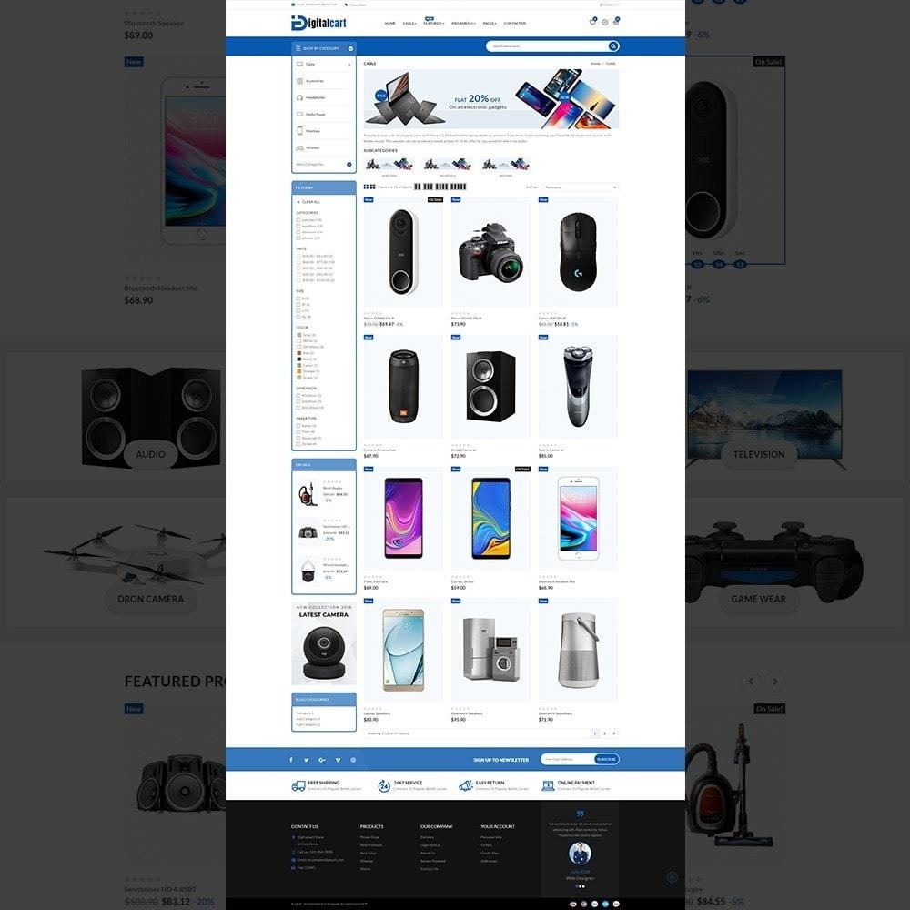 theme - Электроника и компьютеры - Digitalcart - Multipurpose Mega Electronics Store - 12