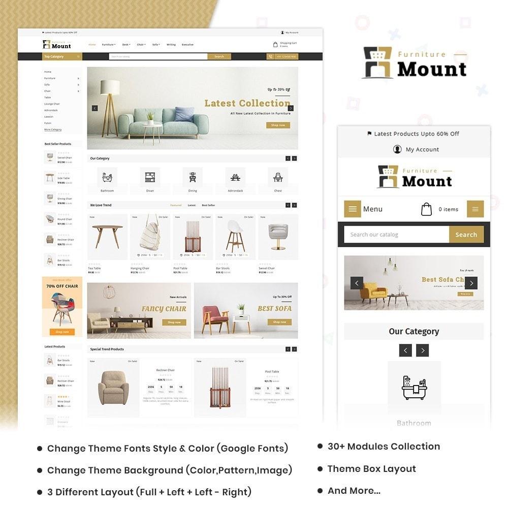 theme - Hogar y Jardín - Mount Wood Home–Furniture Big Mall Store - 1