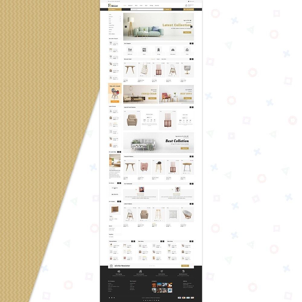 theme - Hogar y Jardín - Mount Wood Home–Furniture Big Mall Store - 2