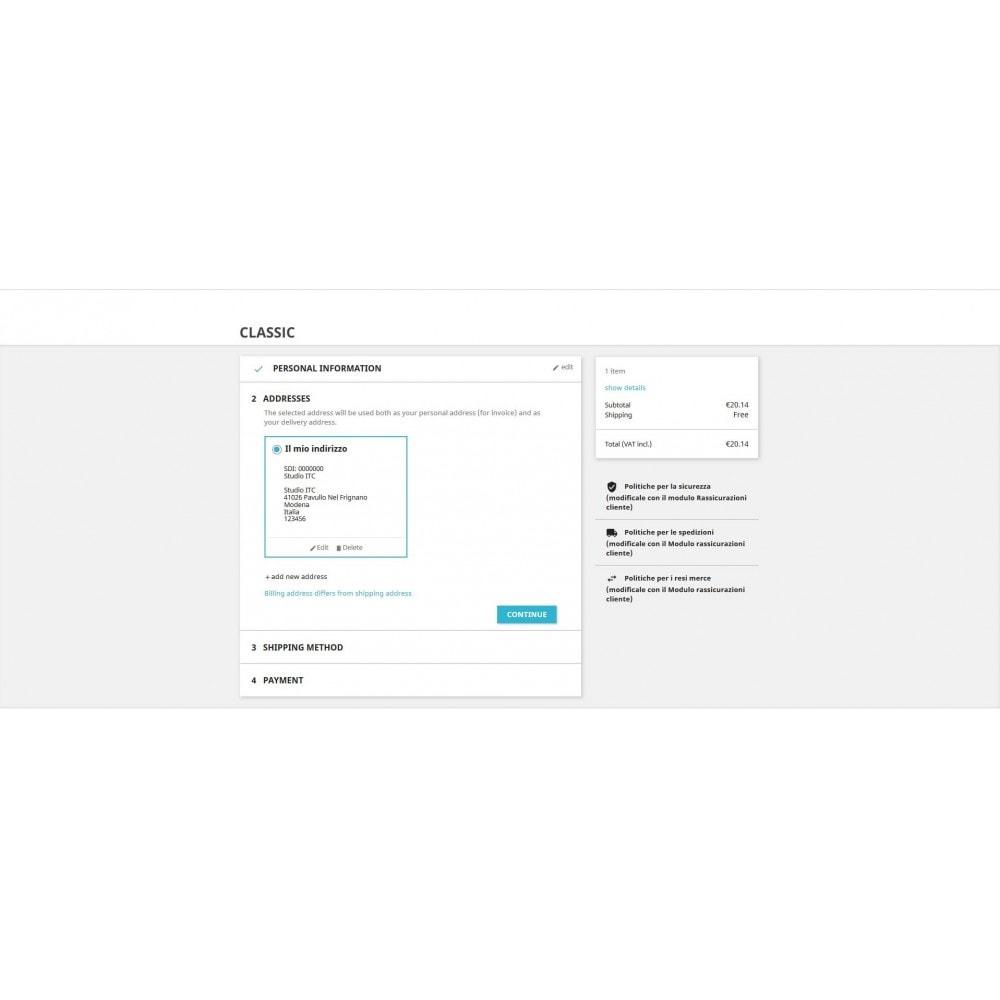 module - Płatność przy użyciu faktury - ITC Electronic Invoice Fields - 8