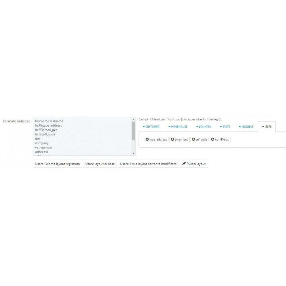 module - Płatność przy użyciu faktury - ITC Electronic Invoice Fields - 9